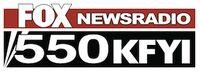 KFYI FOX Newsradio 550