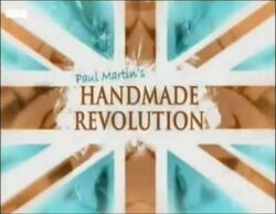 Paul Martin's Handmade Revolution