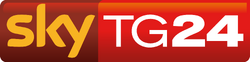 Sky TG24 logo 2010