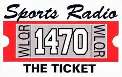 WLQR Sports Radio 1470 The Ticket