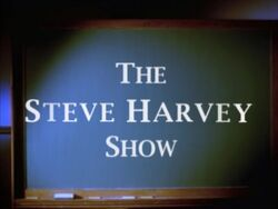 The steve harvey show logo