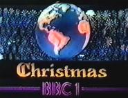 BBC1 1975 Xmas Ident