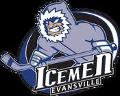 Evansville Ice Men logo