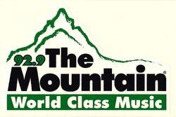 KWMT 92.9 The Mountain