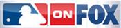 MLB ON FOX 2013 logo