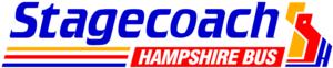 Stagecoach Hampshire Bus Stripes logo 2 small