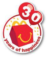 McDonald's30thAnniversaryLogo