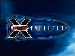 X-Men- Evolution (Main title card)