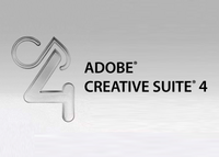 Adobe Creative Suite 4 logo