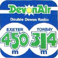 Devon Air 1984