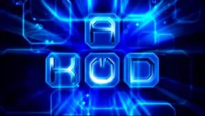 A Kód logója