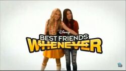 Best Friends Whenever Intertitle