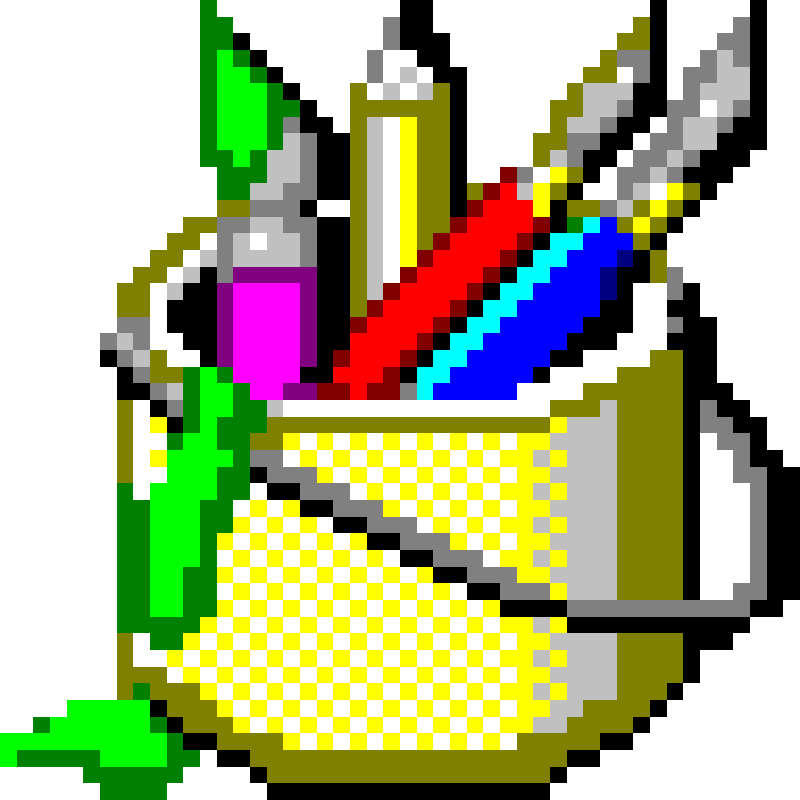 Win95PaintLogo