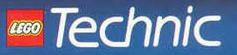 LEGO technic past logo