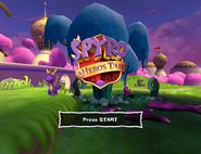 Spyro AHT PAL 4x3