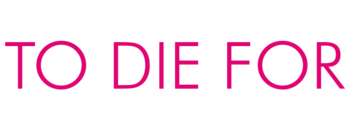 To-die-for-1995-movie-logo