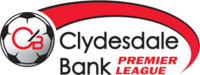 Clydesdale Bank Premier League logo