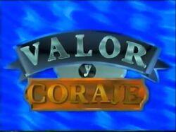 Valor y Coraje