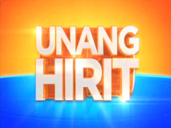 Unang Hirit Title Card (April 24, 2017)