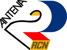 Antena 2 rcn 1988