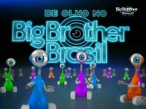 De Olho no BBB 2012 Versão 1