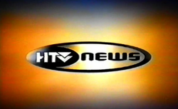 HTV News West 2001