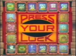 Press Your Luck Australia