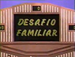 Desafio familiar