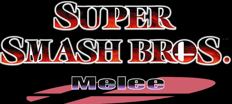 image - super smash bros melee logo | logopedia | fandom