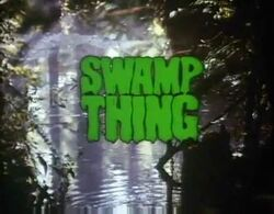 Swamp Thing The Series