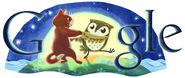 Google Edward Lear's 200th Birthday