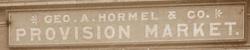 Hormel 1891