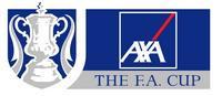 The FA Cup logo (Axa sponsor, 1998-2002)