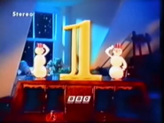 BBC One Christmas 1994 ident version 4