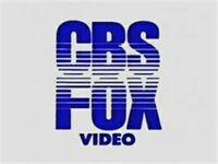 CBS-Fox Video1982logo