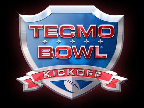 Tecmo Bowl Kickoff