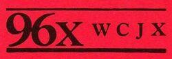 WCJX 96X