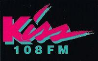 WXKS Kiss 108 1988