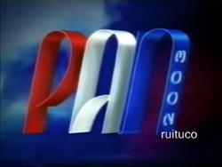 Jogos Pan-Americanos 2003 na Globo vinheta