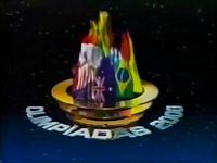 Olimpíadas 2000 na Globo