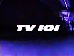 TV101 Intro Screen