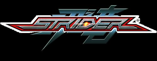 Strider-Logo
