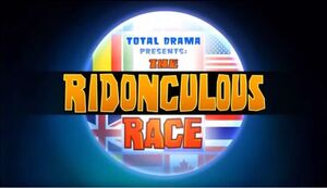 Total Drama Presents The Ridonculous Race