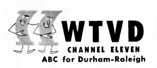 WTVD 1957