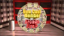 New cast member or arcade fire