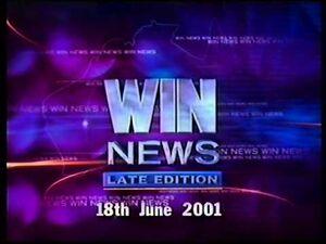 WIN News 2001