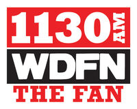 1130AM WDFN THE FAN logo