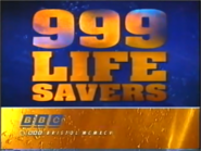BBC 999 1995 END CARD