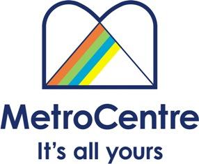 MetroCentre logo 2004