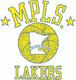 Minneapolis lakers logo